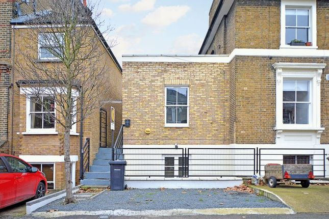 Thumbnail Semi-detached house for sale in Victoria Park Road, London