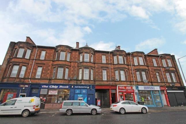 Exterior of Low Glencairn Street, Kilmarnock, East Ayrshire KA1