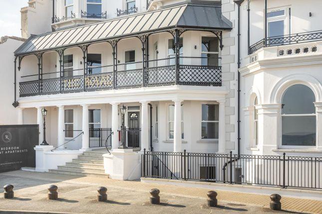 2 bed flat for sale in The Royal, The Esplanade, Bognor Regis PO21