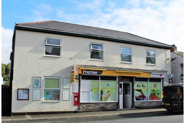 Thumbnail Retail premises for sale in St Blazey Post Office And Stores, St Blazey