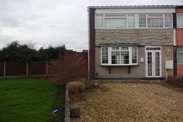 Thumbnail Property to rent in Alamein Road, Willenhall