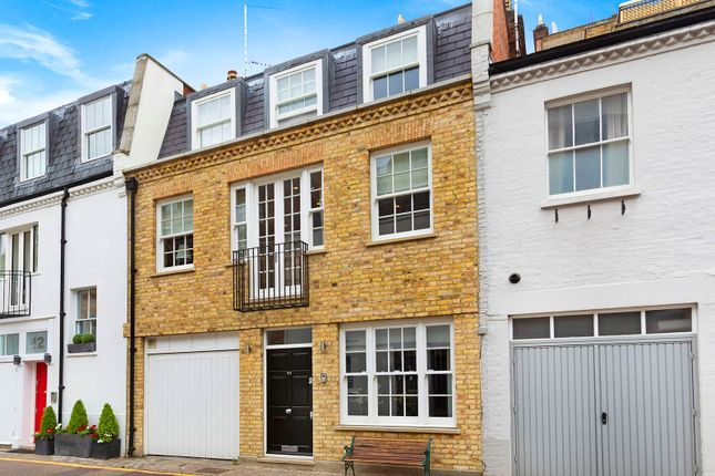 Thumbnail Mews house to rent in Clabon Mews, Knightsbridge, London