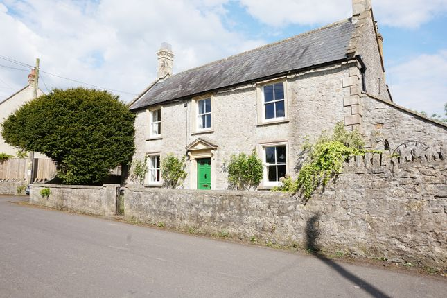 Thumbnail Detached house for sale in Weston Town, Evercreech, Shepton Mallet