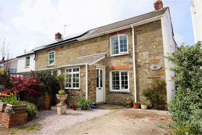 Thumbnail Cottage for sale in Goonbell, St. Agnes