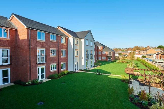Thumbnail Flat for sale in Clarence Street, Market Harborough, Leicestershire