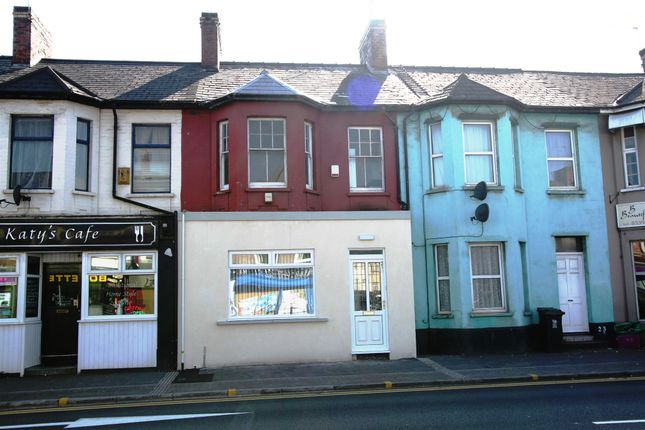 Thumbnail Flat for sale in Mount Pleasant, Malpas Road, Newport