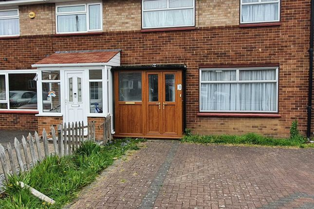 Thumbnail Terraced house to rent in St Luke Close, Cowley
