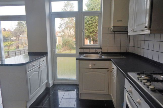 Thumbnail Terraced house to rent in Girton Avenue, London