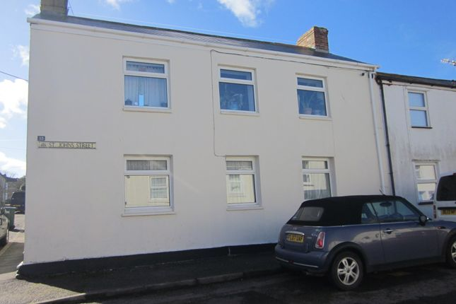 Thumbnail End terrace house for sale in St. Johns Street, Hayle
