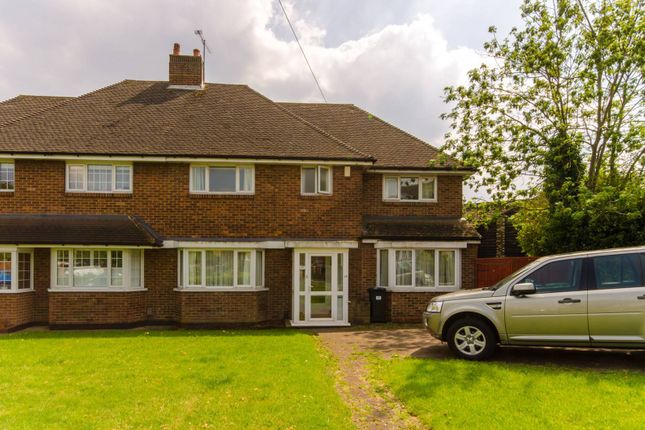 Thumbnail Semi-detached house for sale in Barber Close, Winchmore Hill