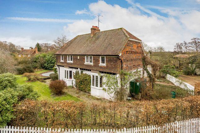 Thumbnail Detached house for sale in Five Fields Lane, Edenbridge