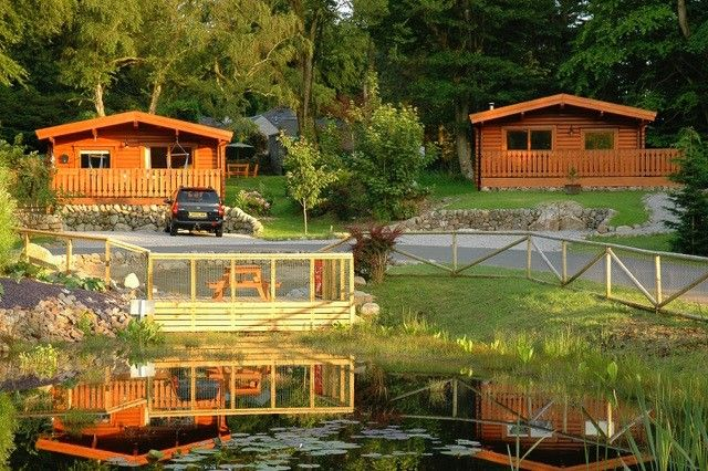 Thumbnail Lodge for sale in Dalbeattie, Dumfries & Galloway