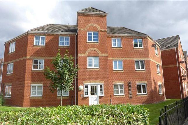 Thumbnail Flat to rent in Hurst Lane, Tipton