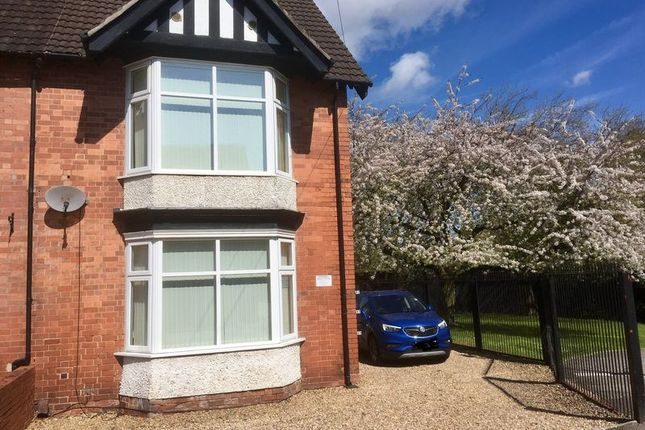 Thumbnail Flat for sale in Park Road, Coventry