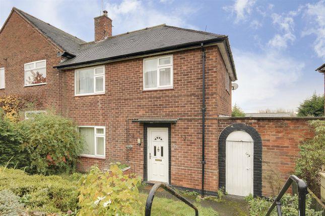 21216 of Torbay Crescent, Bestwood, Nottinghamshire NG5