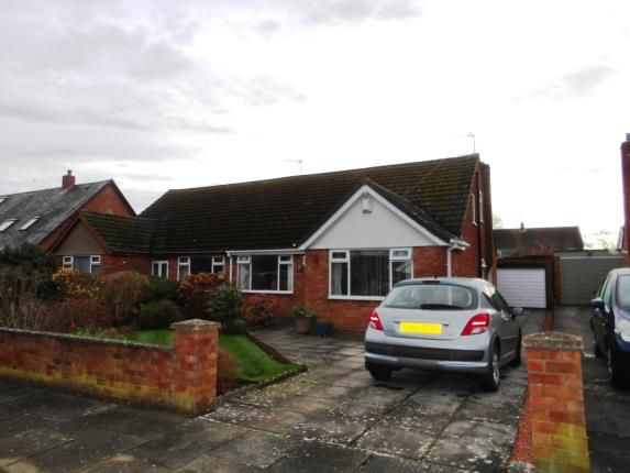 Thumbnail Bungalow for sale in Oxford Drive, Wirral, Merseyside