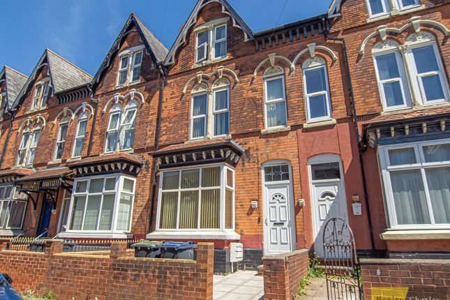 Thumbnail Terraced house to rent in Whitehall Road, Handsworth, Birmingham
