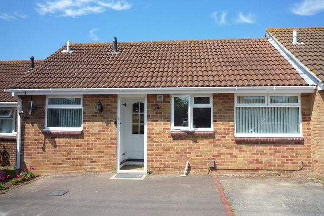 Thumbnail Terraced bungalow to rent in The Peregrines, Fareham