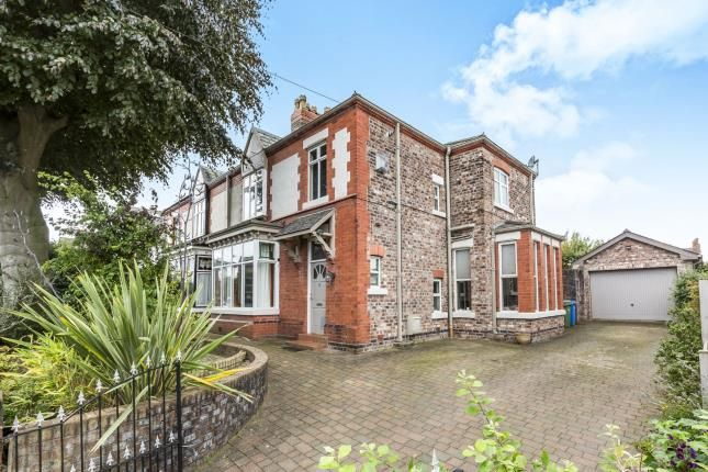 Thumbnail Semi-detached house for sale in Albert Road, Warrington, Cheshire
