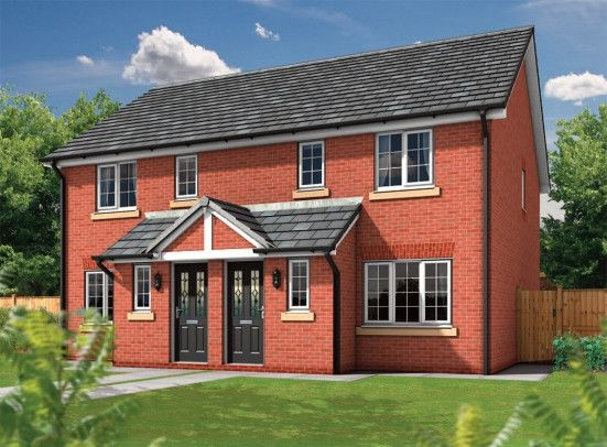 3 bed semi-detached house for sale in Linley Grange, Stricklands Lane, Poulton-Le-Fylde, Lancashire FY6