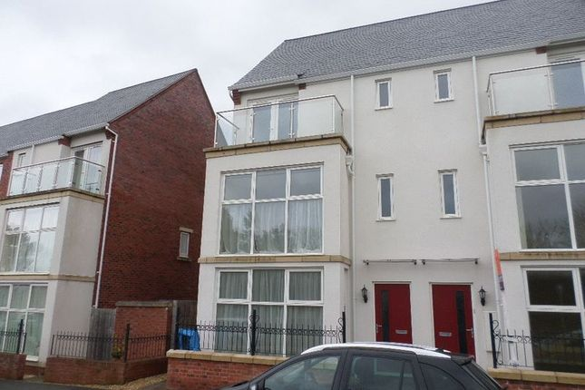 Thumbnail Town house to rent in Pepper Mill, Lawley, Telford