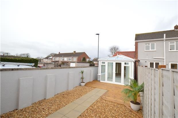 Thumbnail Semi-detached bungalow for sale in Highworth Crescent, Yate, Bristol