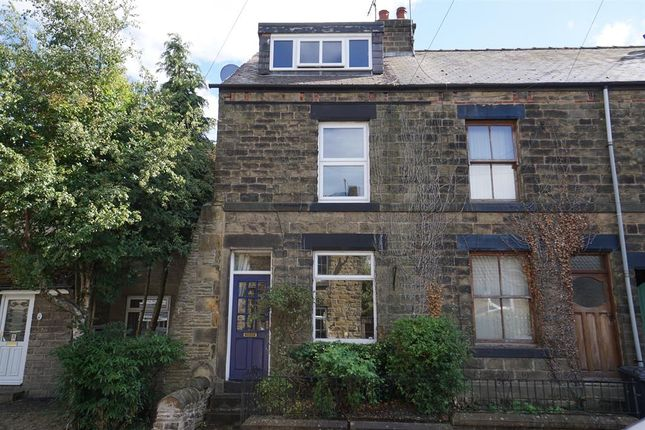 Thumbnail End terrace house for sale in Greenhill Main Road, Greenhill, Sheffield
