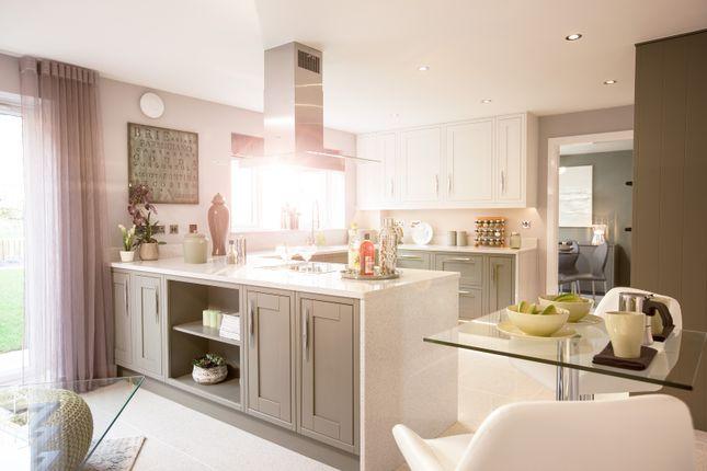 "Thumbnail Detached house for sale in ""The Sandham"" at Furlongs, Drayton, Abingdon"