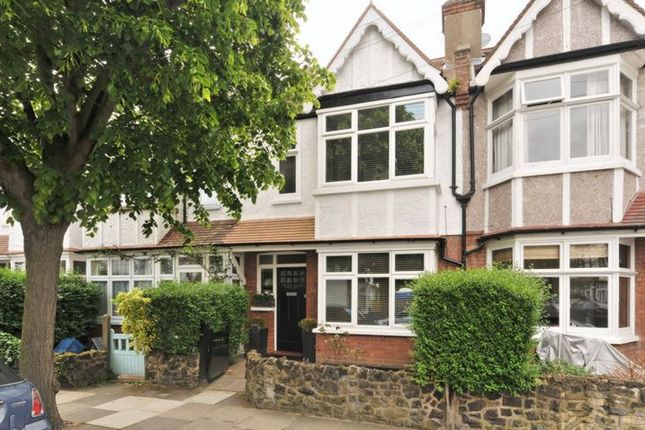 4 bed terraced house to rent in Treen Avenue, Barnes
