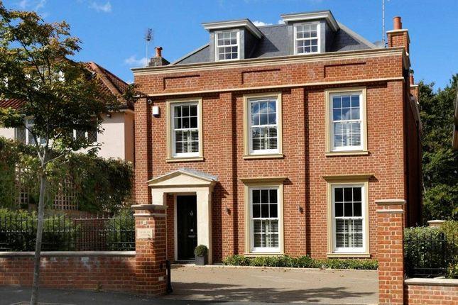 Thumbnail Detached house for sale in Lancaster Gardens, Wimbledon Village