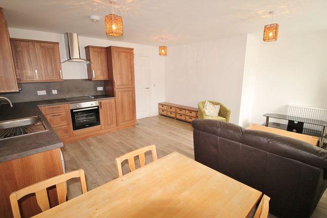 Thumbnail Flat to rent in Fairmuir Church Apartments, 329 Clepington Road, Dundee