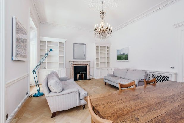 Thumbnail Flat to rent in Warwick Square, Pimlico