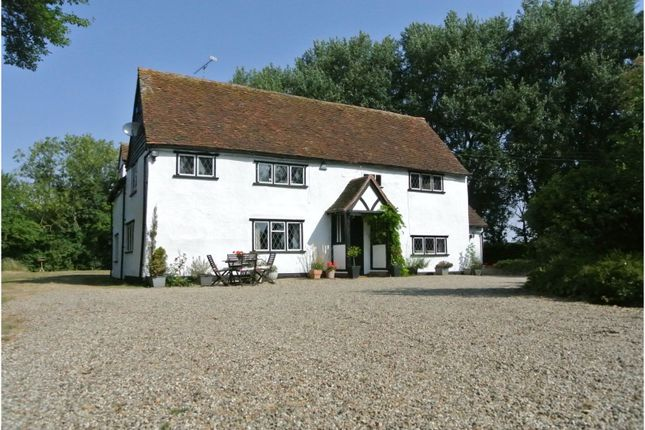 Thumbnail Detached house for sale in Lubberhedges Lane, Dunmow