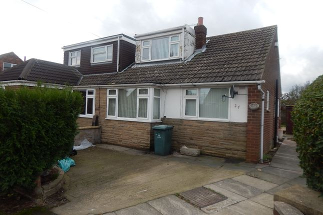 Thumbnail Bungalow to rent in Manor Farm Drive, Soothill