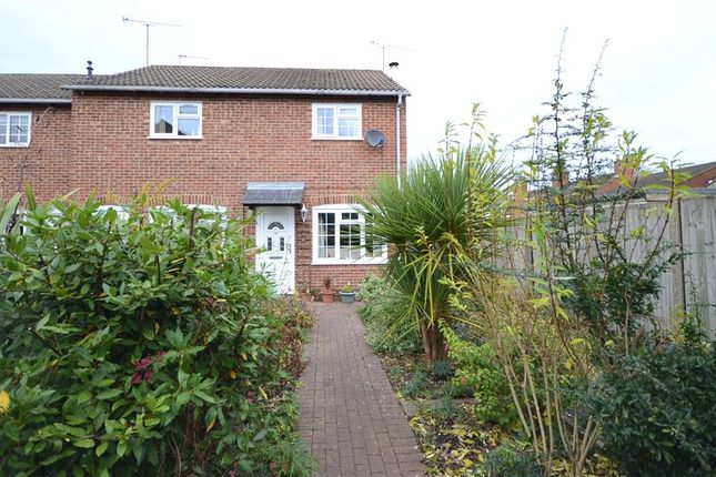Thumbnail End terrace house for sale in St. Benedicts Close, Aldershot, Hampshire
