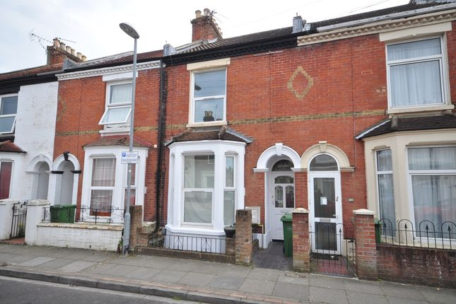 Thumbnail Maisonette to rent in Pains Road, Southsea