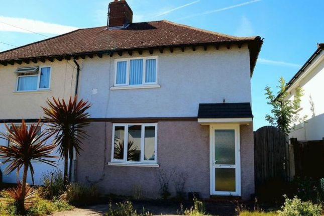 Thumbnail Shared accommodation to rent in Fleetwood Road, Kingston Upon Thames