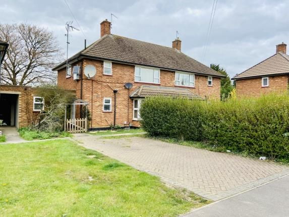 1 bed maisonette for sale in Maycroft, Letchworth Garden City, Herts, England SG6