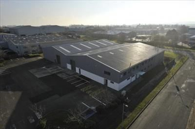 Thumbnail Light industrial to let in Unit 31, Zone Two, Drive B, Deeside Industrial Park, Deeside, Flintshire
