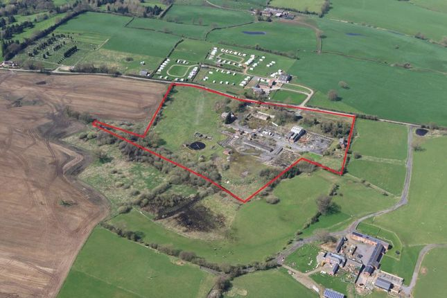 Thumbnail Land for sale in Site At Mile Bank Road, Whitchurch, Shropshire