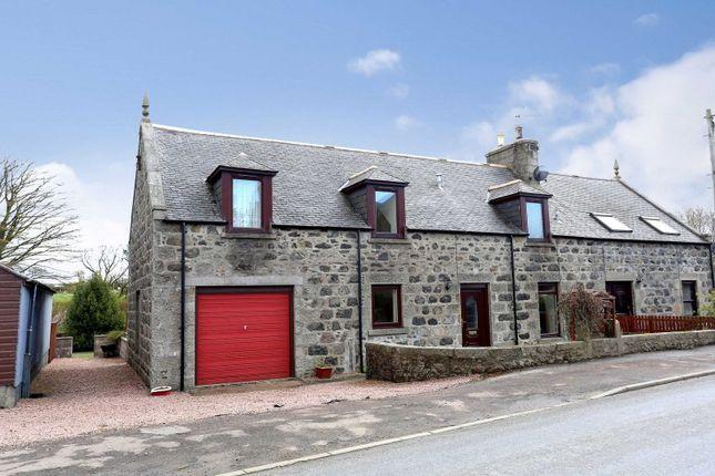 Thumbnail Semi-detached house for sale in Auchnagatt, Ellon, Aberdeenshire
