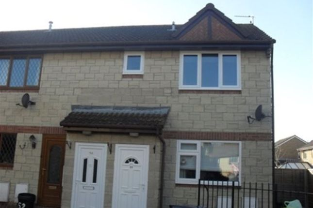Thumbnail Flat to rent in Warrilow Close, Weston-Super-Mare