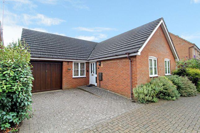 Thumbnail Detached bungalow for sale in Norman Crescent, Milton Keynes