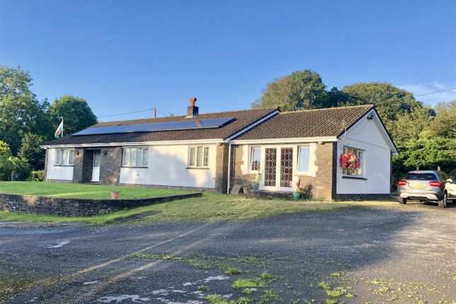 Thumbnail Bungalow for sale in Argoed Road, Betws, Ammanford