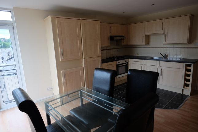 Thumbnail Flat to rent in Montgomery Terrace Road, Sheffield