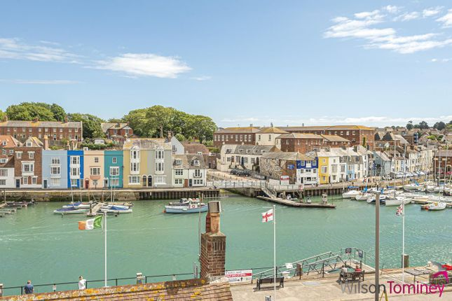 Thumbnail Town house for sale in The Esplanade, Weymouth