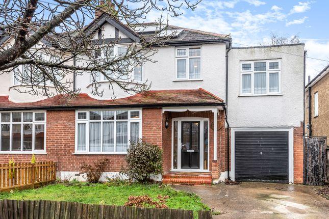 Thumbnail Semi-detached house for sale in Oak Grove, West Wickham