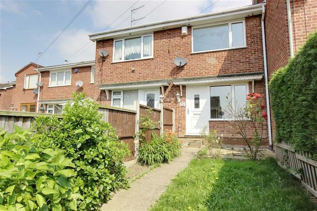 Thumbnail Terraced house to rent in Hayfield View, Eckington, Sheffield, South Yorkshire