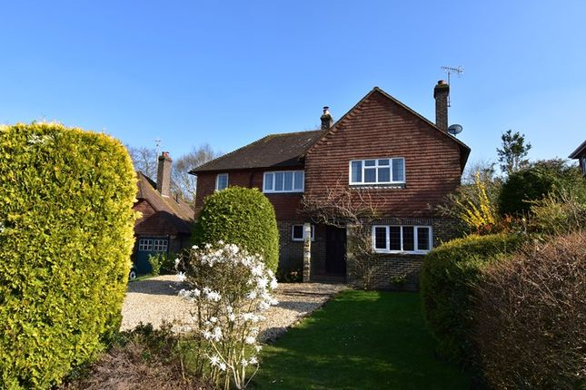 Thumbnail Detached house for sale in The Park, Crowborough, East Sussex