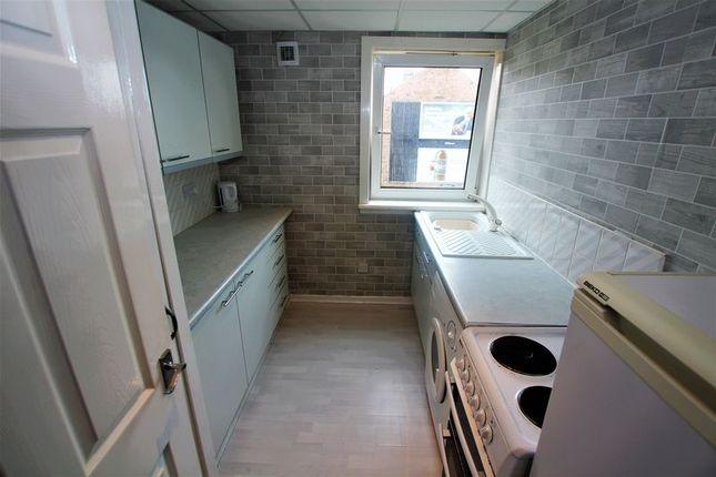 Kitchen of West Stewart Street, Hamilton ML3